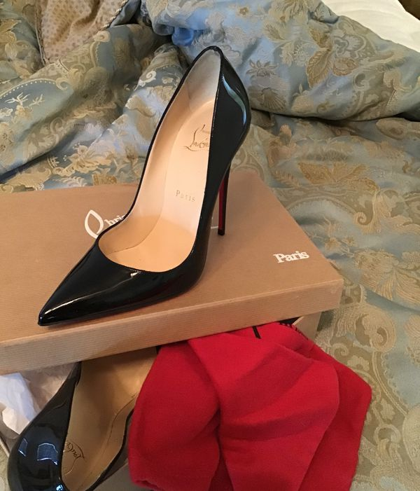 f014313d092 Brand new Christian Louboutin So Kate 37.5 used 1hr to dinner run small for  Sale in Cedar Hill, TX - OfferUp