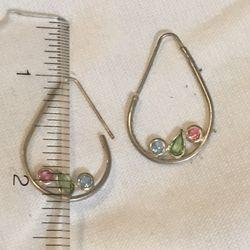 Teardrop earrings Thumbnail