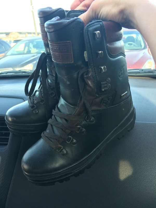43ca720f500 VINTAGE TIMBERLAND WORLD Hiker Iditarod 40 Below 68040 Super Boots Gore-Tex  7M - $165.00. Very rare for Sale in St. Louis, MO - OfferUp