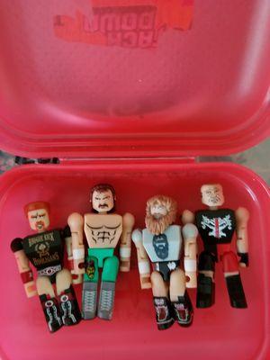 WWE Stackers Figures for Sale in Westport, WA