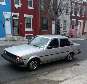 Photo 1983 Toyota Corolla