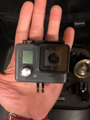 GoPro Hero as pictured used but great working conditions for Sale in Perris, CA