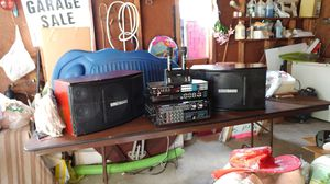 Singtronic karaoke system, 2015 New, used very little, sounds really good, 1,200. Call for appt. {contact info removed}..good condition... for Sale in Nashville, TN