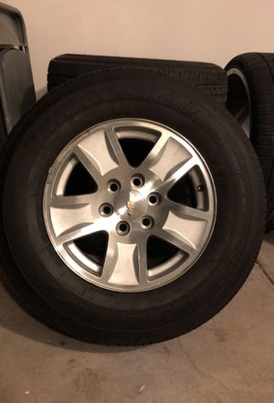 Chevy stocks rims 2017 for Sale in Las Vegas, NV