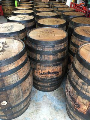 Jack Daniels Whiskey Barrels for sale  Siloam Springs, AR
