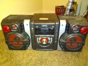 Panasonic Bookshelf Stereo System SA AK330 For Sale In Oklahoma City OK