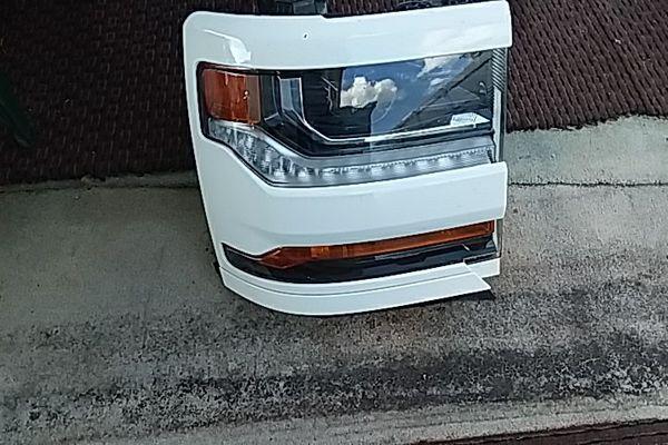 2017 Chevy Silverado Headlight