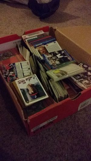 Baseball and football cards for Sale in UT, US