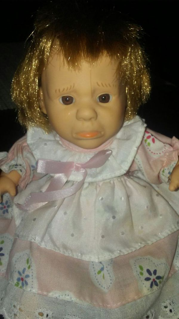 Ugly Baby Doll