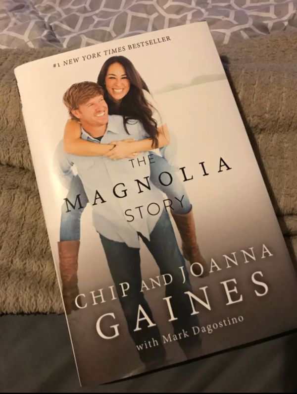 The Magnolia Story Chip And Joanna Gaines For Sale In Hayward Ca