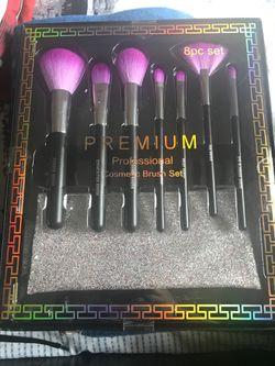Cosmetic Brush Set Thumbnail