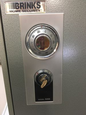 Brinks Home Security Fire Safe Model 5059 | Flisol Home