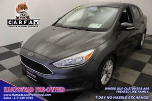 2015 Ford Focus for Sale in Frederick, MD