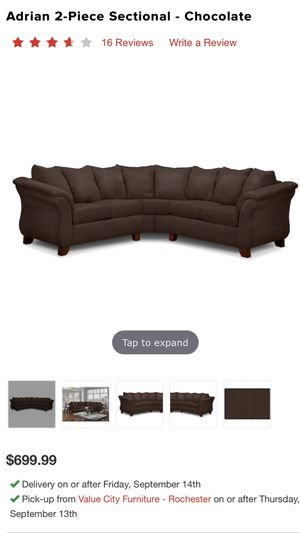Sectional Sofa For In Rochester Ny