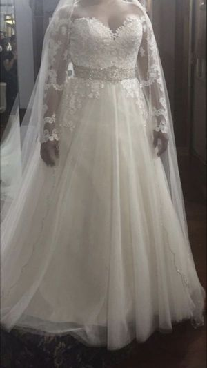 New And Used Wedding Dress For Sale In Lancaster Pa Offerup
