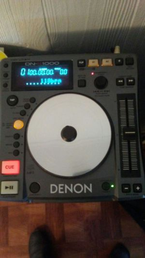 DJ Scratcher DN-S1000 for Sale in Hyattsville, MD