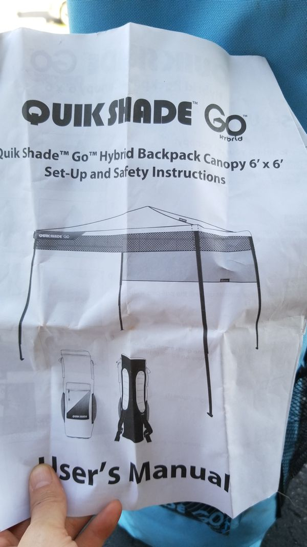 Queen Bed In 10x10 Room: Quik Shade Canopy For Sale In Minneapolis, MN