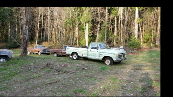 1967 1979 Ford Trucks For Sale In Roy Wa Offerup