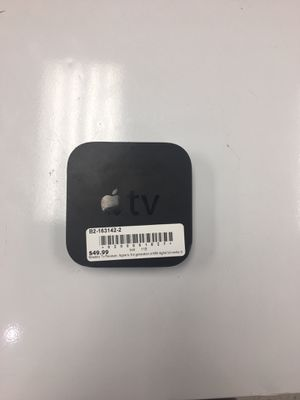 Apple TV Wireless Receiver 3rd Generation for Sale in Orlando, FL