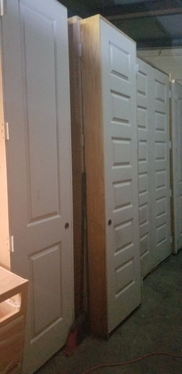 8 Tall Interior Doors All Sizes Singles 100 For Sale In Houston