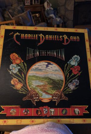 Charlie Daniels Record for Sale in TN, US