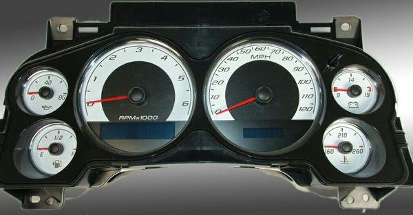 2004 chevy tahoe speedometer stepper motor