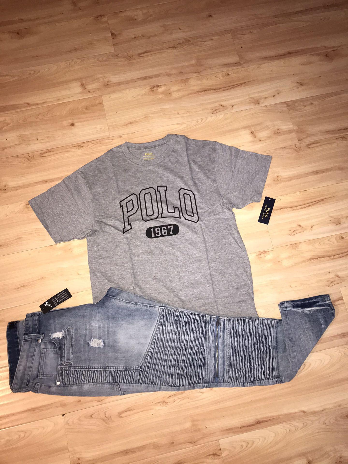 Brand new premium denim jeans