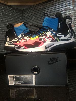 Nike Acronym Presto size 7 for Sale in Springfield, VA