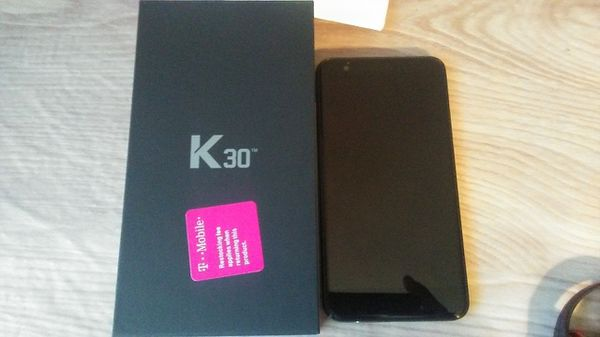 LG k30 T-Mobile for Sale in Stone Mountain, GA - OfferUp