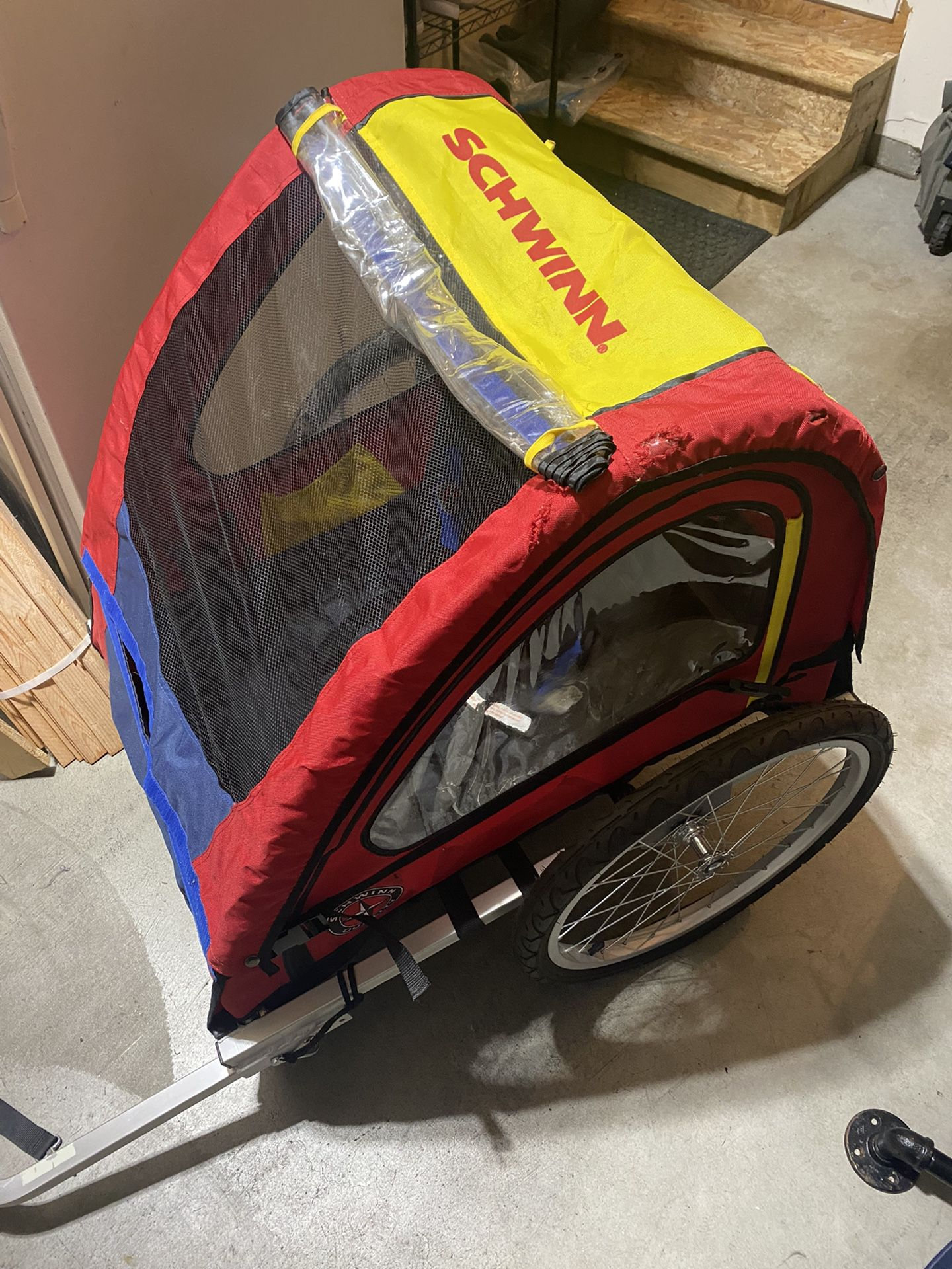 Schwinn Bicycle Stroller