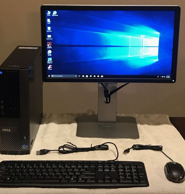 best cheap lowest price dell i5 3470 computer includes brand new wired usb keyboard. Black Bedroom Furniture Sets. Home Design Ideas