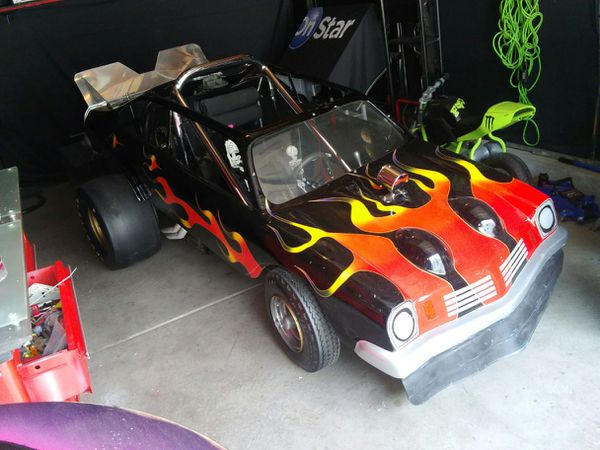 Alcohol funny car for Sale in Arvada, CO - OfferUp