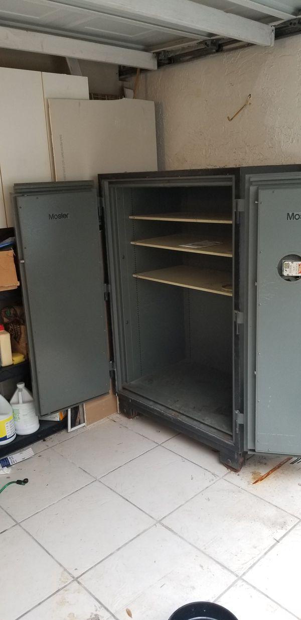 Mosler safe - double door for Sale in Hollywood, FL - OfferUp