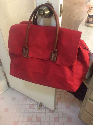 Red Duffel Bag for Sale in Jeffersonville, IN