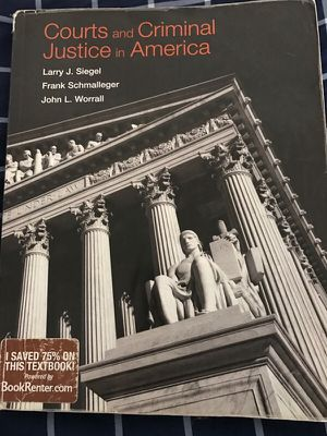 Courts and criminal justice in America for Sale in Santa Monica, CA