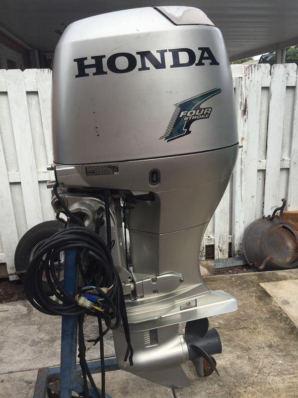 2005 Honda 90 Hp Four Stroke Outboard for Sale in Miami, FL - OfferUp