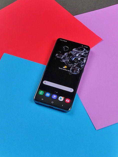 Like New Perfect Samsung S20 128GB Ultra Liberado / Desbloqueado para todas las empresa