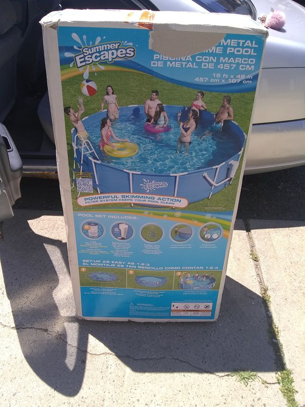 New and used Swimming pools for sale in My Location - OfferUp