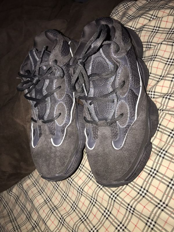 ad4b614a6 Adidas yeezy 500 utility black size 10 for Sale in Bronx