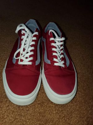 12a1e420c9b25 Vans size 7 in men great condition no damages for Sale in South Gate, CA