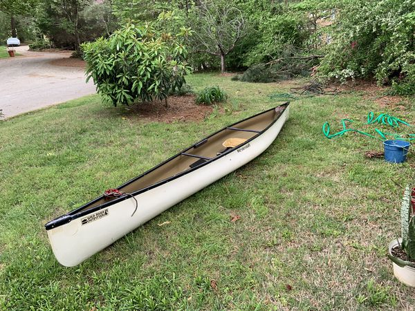 Wenonah canoe for Sale in Cary, NC - OfferUp