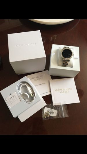 Michael Kors Smartwatch for Sale in Walnut Creek, CA