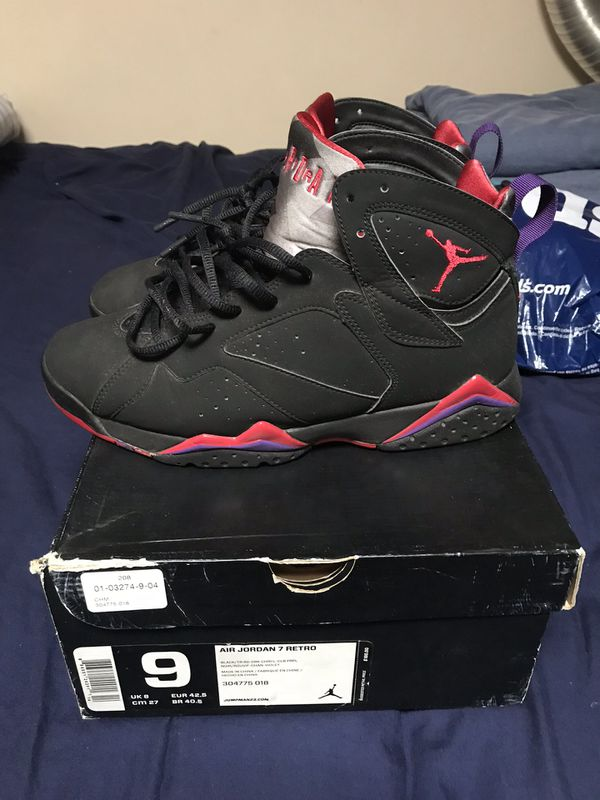 9edbedd89bec Jordan raptor 7s for Sale in Providence