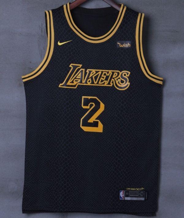 NBA Los Angeles Kobe Bryant city jersey black for Sale in La Habra Heights 3110f9bdb