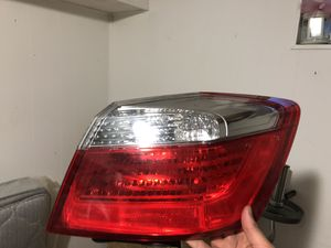 2015 Honda Accord stock taillights for Sale in Silver Spring, MD