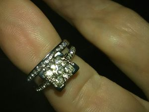 Sizes 6,7,and 8 wedding set for Sale in Burlington, NC