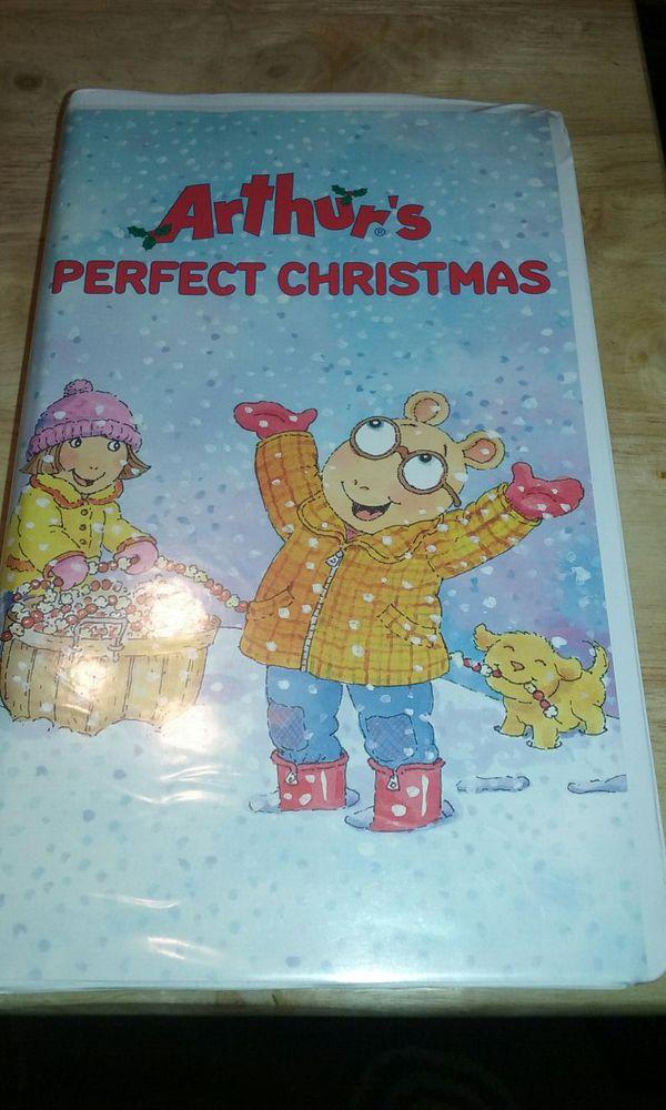 Arthurs Perfect Christmas.Arthur S Perfect Christmas Vhs For Sale In Virginia Beach Va Offerup