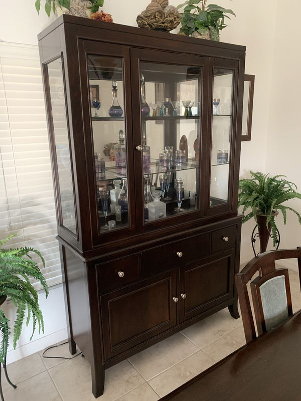 Ashley Furniture China Cabinet For Sale In Kissimmee Fl Offerup