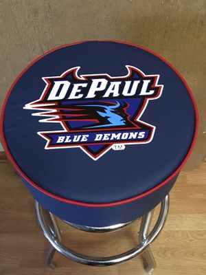 DePaul Blue Demon Bar Stool - NEW for Sale in Orland Park, IL