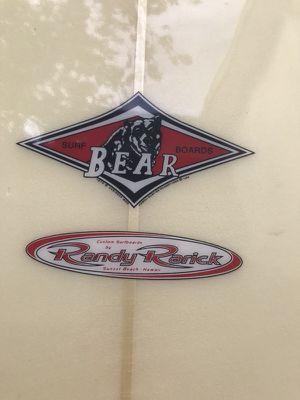 Randy Rarick Bear long board Surfboard gun for Sale in Santa Monica, CA